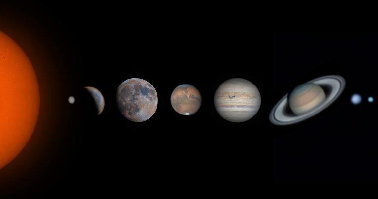 L'Imaging Planetario HIRES Concetti base