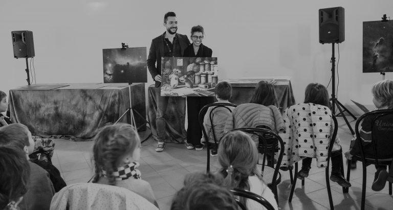 Astronomia per bambini come esperienza didattica