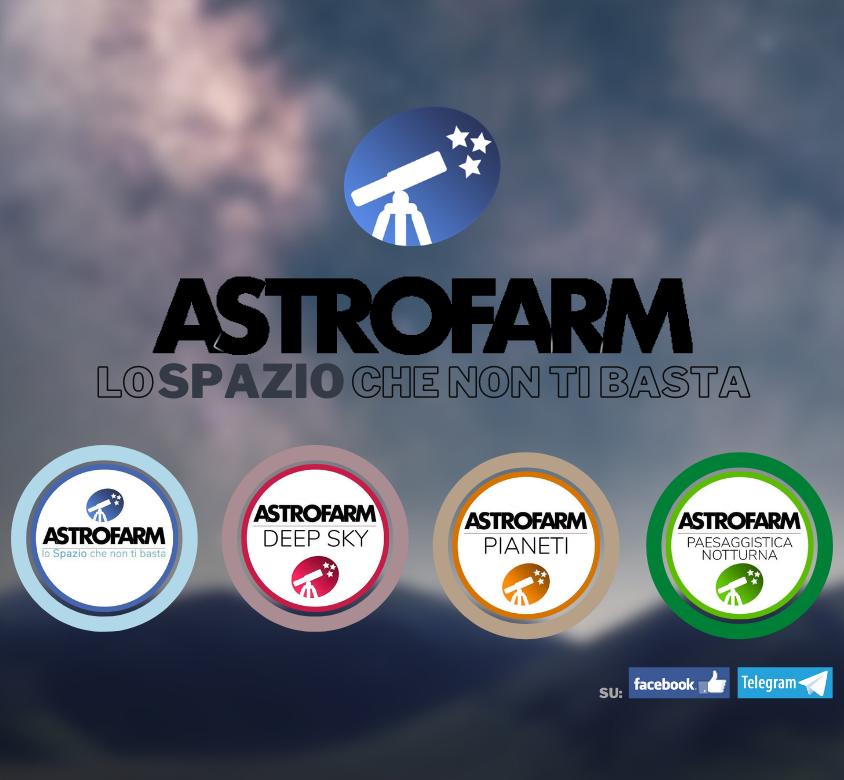 Download e Risorse di Astrofotografia astrofarm