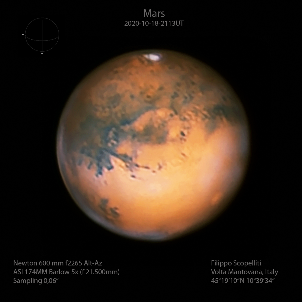 Marte Filippo Scopelliti astrofarm