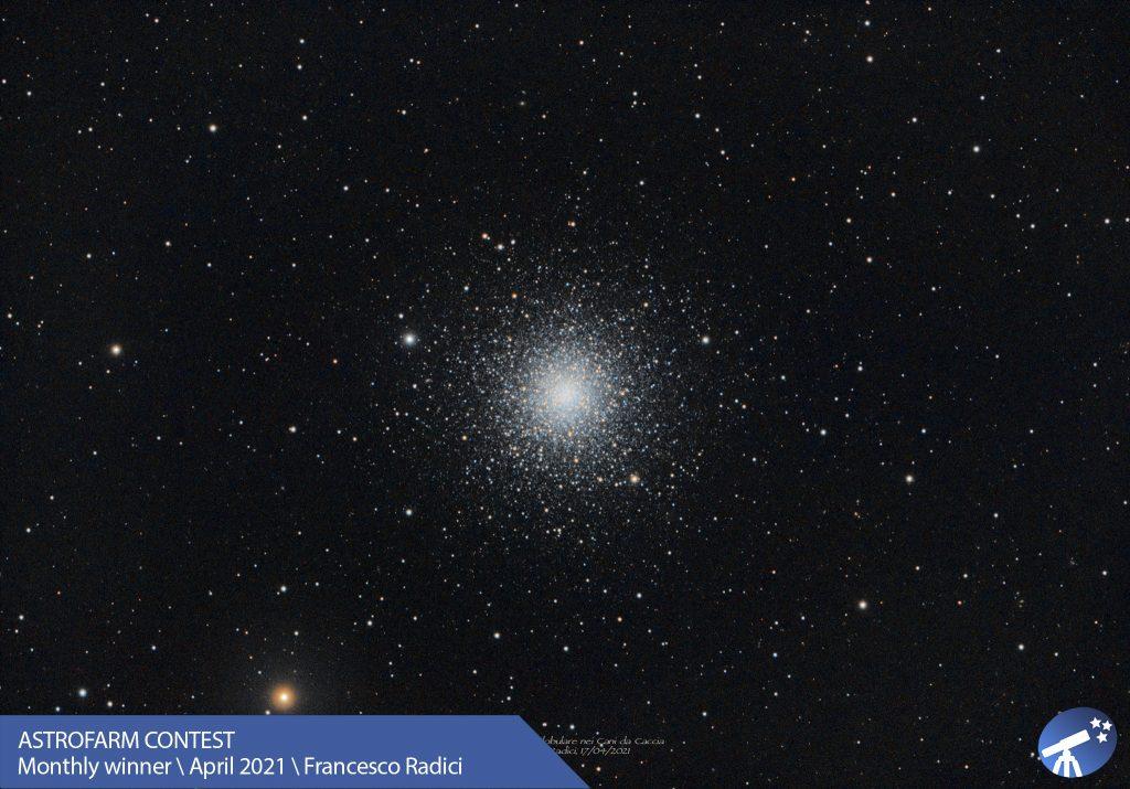 Francesco Radici M3 Ammasso Globulare nei Cani da Caccia